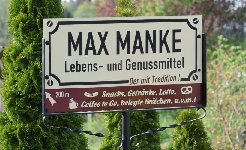Unser Einkaufstipp in der Nähe: Max Manke Lebens- und Genussmittel
