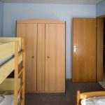 Kinderschlafzimmer, Blaue Ferienwohnung, Ferienhof Lührs, Schneverdingen-Reinsehlen